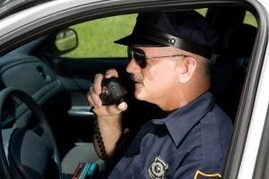 police officer stress