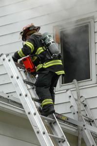 firefighter stress