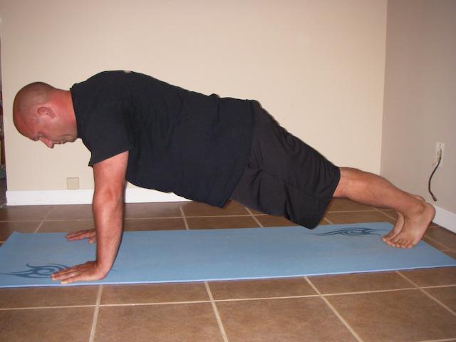 firefighter's yoga